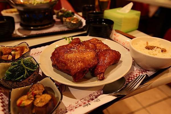 風味套餐:普羅旺斯香烤雞腿