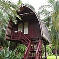 峇里島木屋