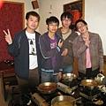 辣醬吃火鍋 (2010.11.14 in 嘉義)