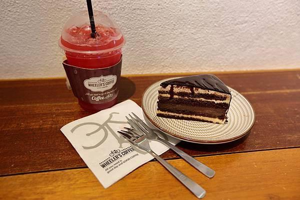 Wheeler%5Cs Cafe單車咖啡下午茶