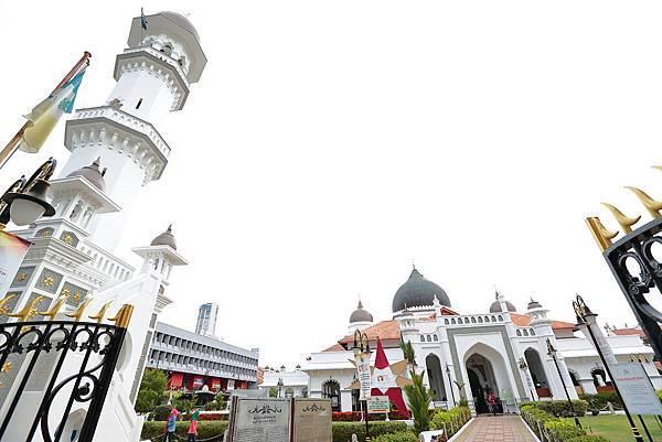 Kapitan Keling Mosque回教清真寺