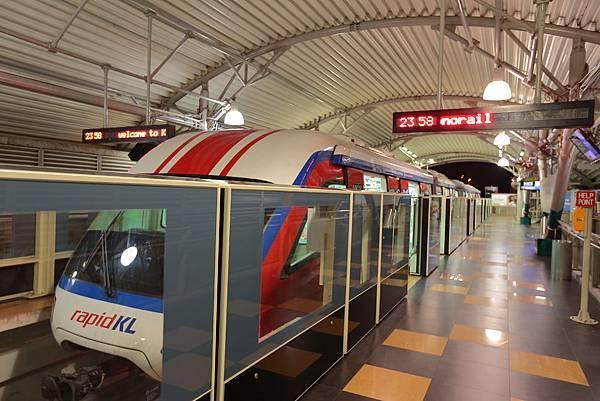 吉隆坡輕軌Monorail
