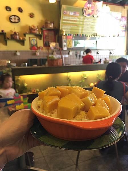還是台灣的芒果冰好吃!