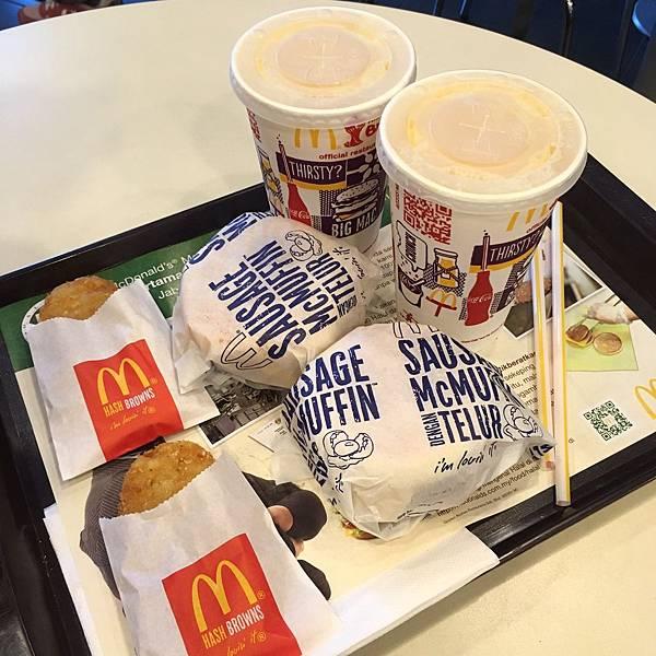 麥當勞套餐超便宜!