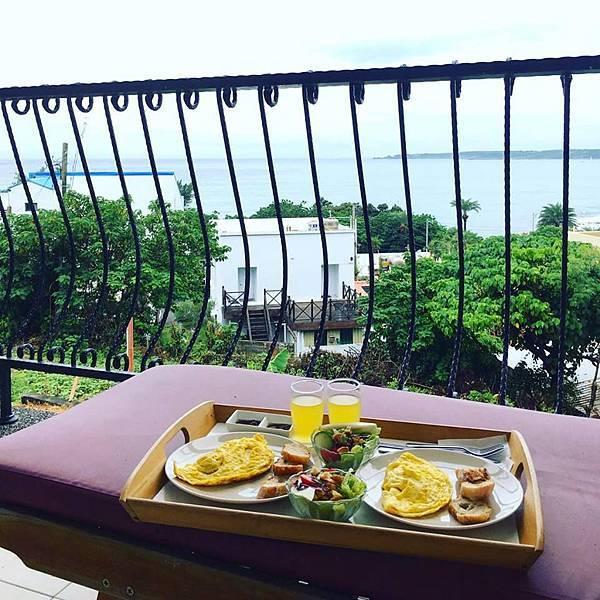 窩墾丁民宿~美麗海景配早餐!