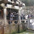 清水寺的清水