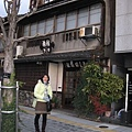 西本願寺對面的傳統旅館