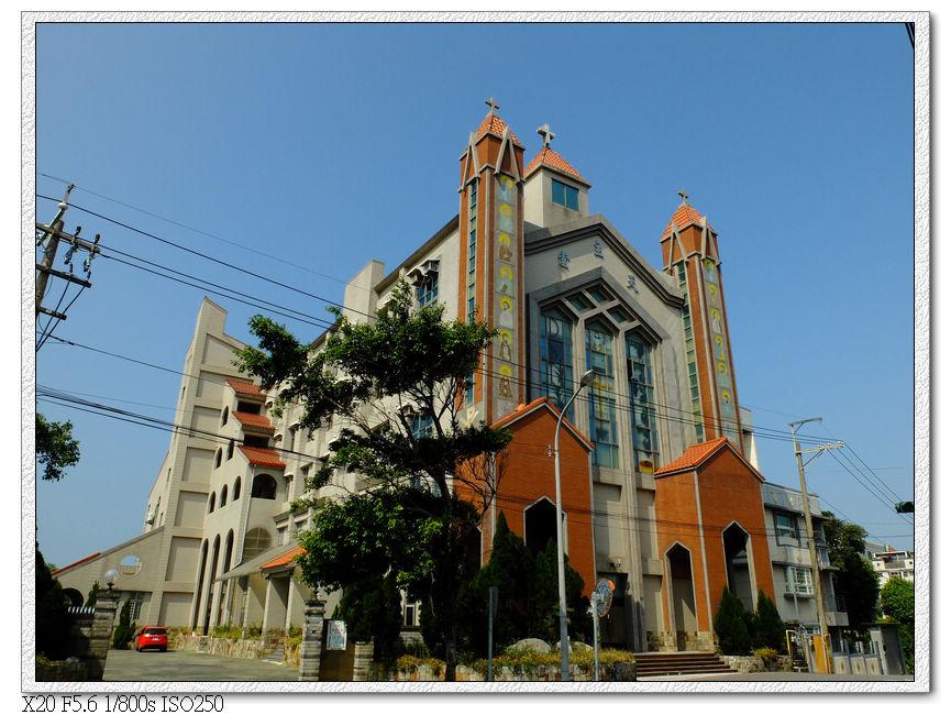 香山天主堂