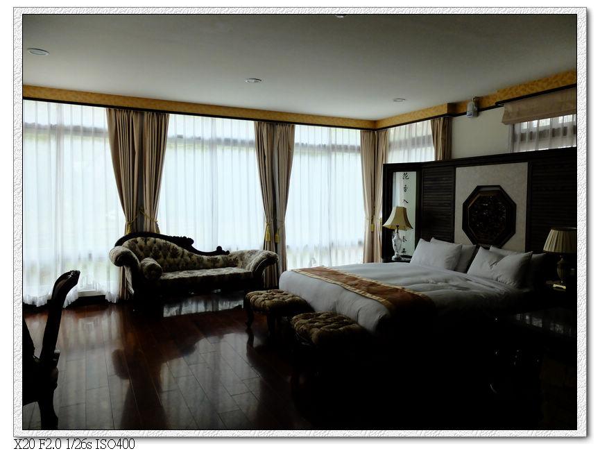 松盧的房間
