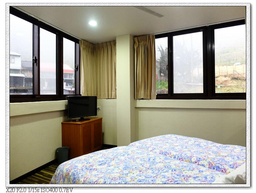 好望角飯店,在梨山是品質跟價位都在中間值的旅館