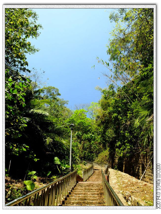 中正公園登山步道