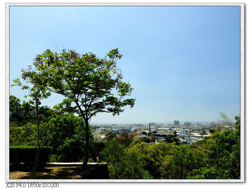 豐原市區風景