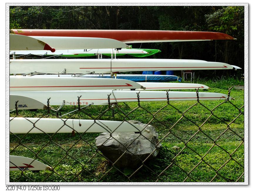 輕艇訓練基地