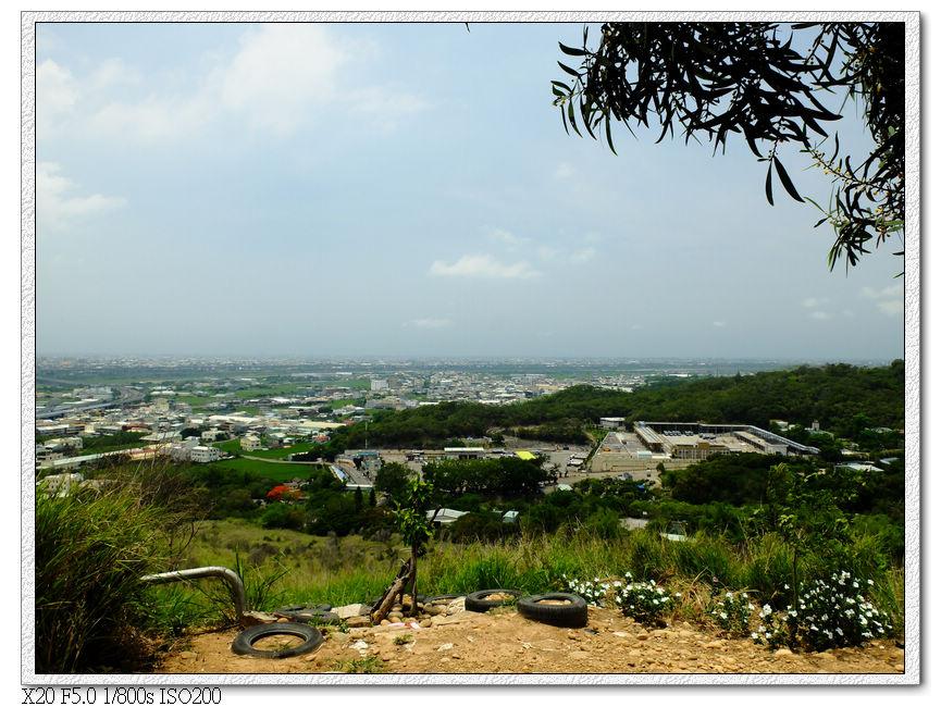 12:29 好漢坡上風景