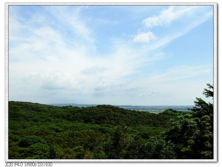 天空步道景觀