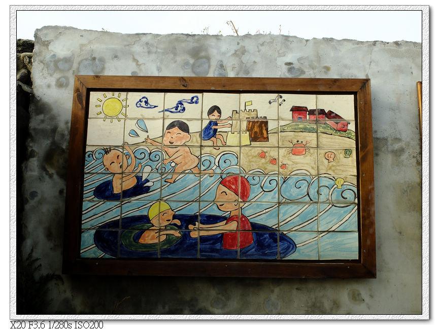 大安海水浴場啊~~~~連這都變歷史了