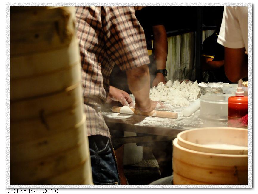 太原美食夜市-現包水煎包