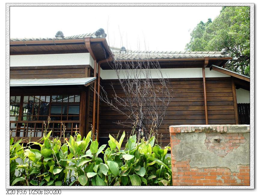 台中文學館建築