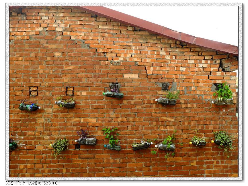 瑞井社區-植栽牆