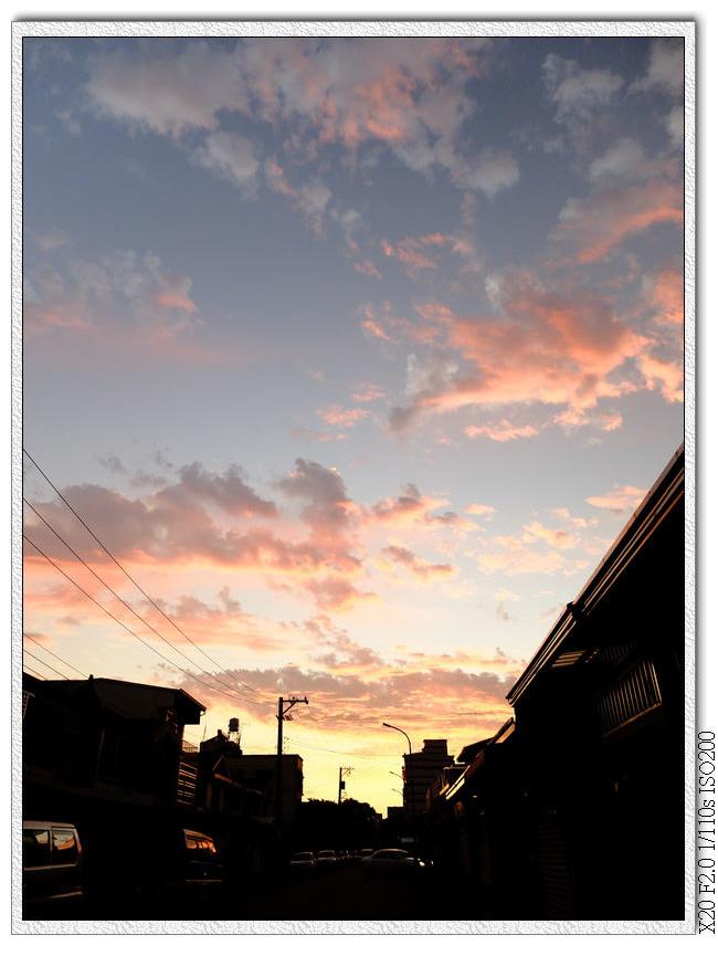 9/09 的天空