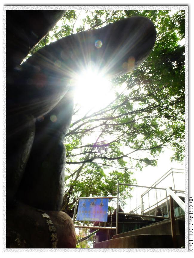 09:25 到達終點觀音山玉佛寺