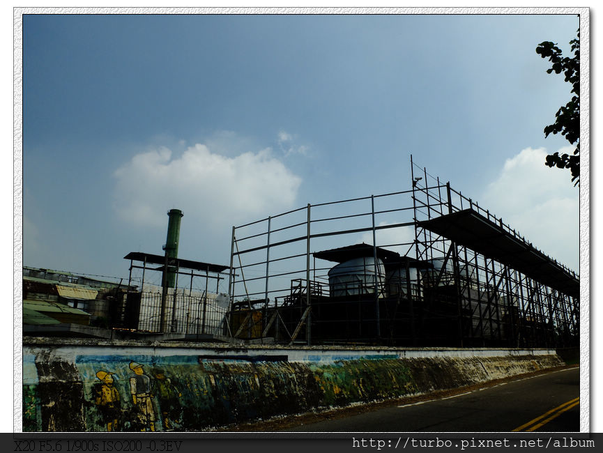 虎尾糖廠,台灣唯一還在製糖的糖廠