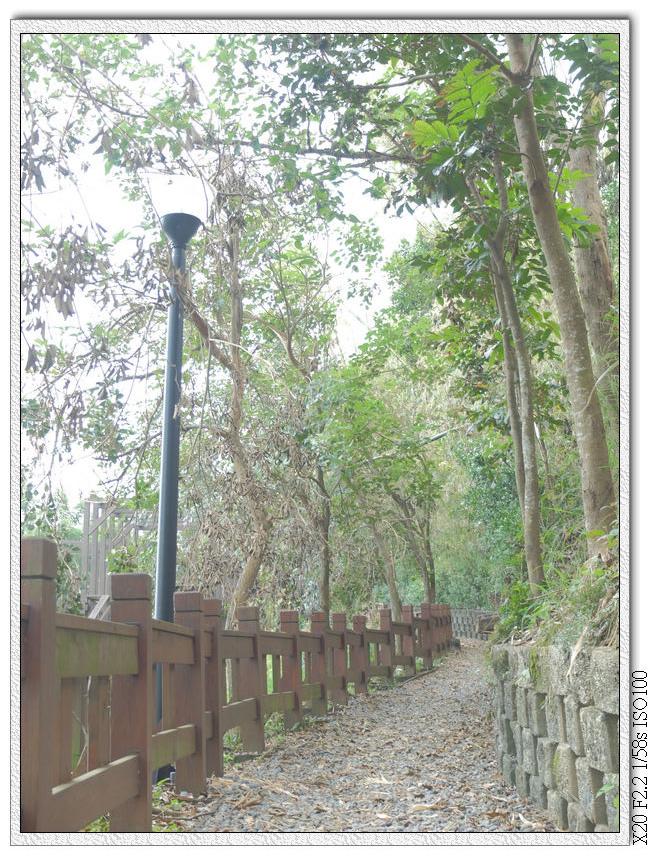 中心隴登山步道