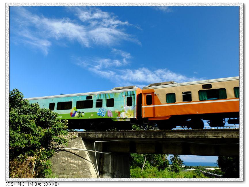 路過的觀光列車