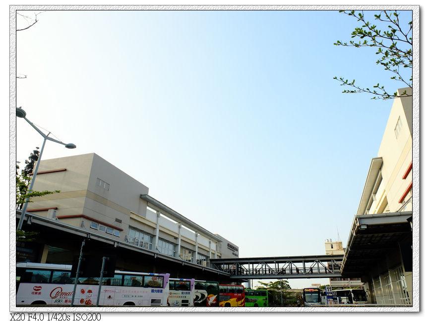 嘉義火車站後站