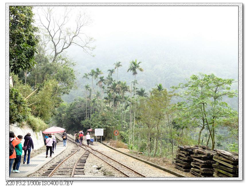 趁火車還沒來先去走走鐵路