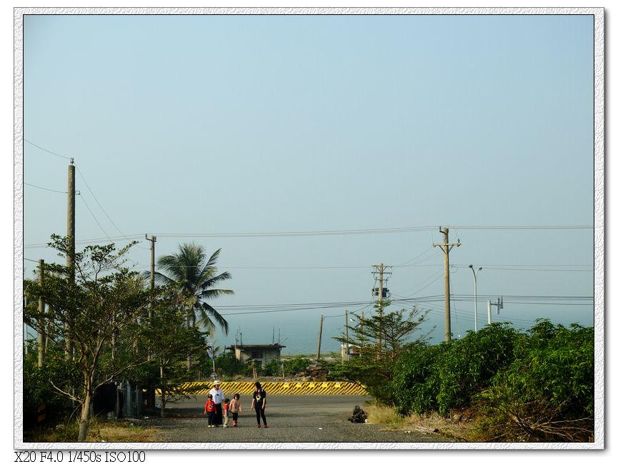 站外就台灣海峽