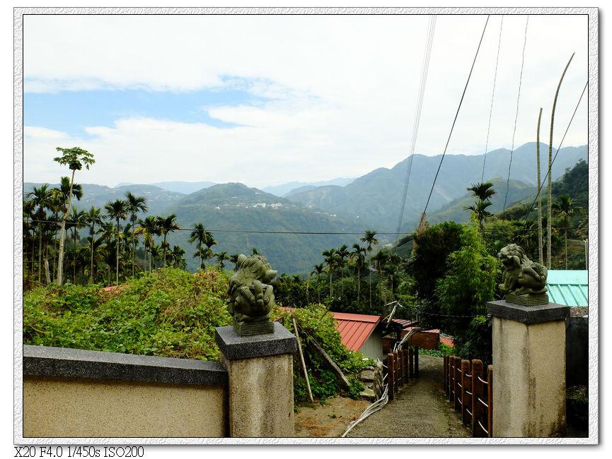 小村子風景