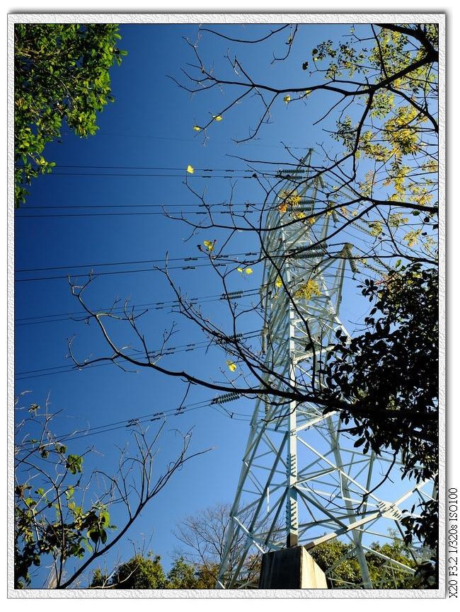 然後是第三電塔