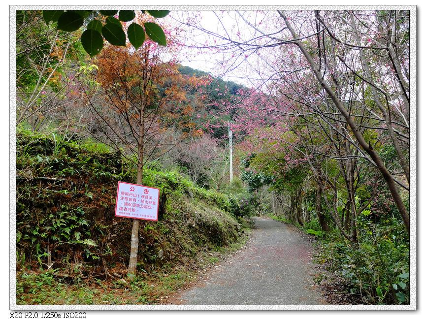 松鶴登山口