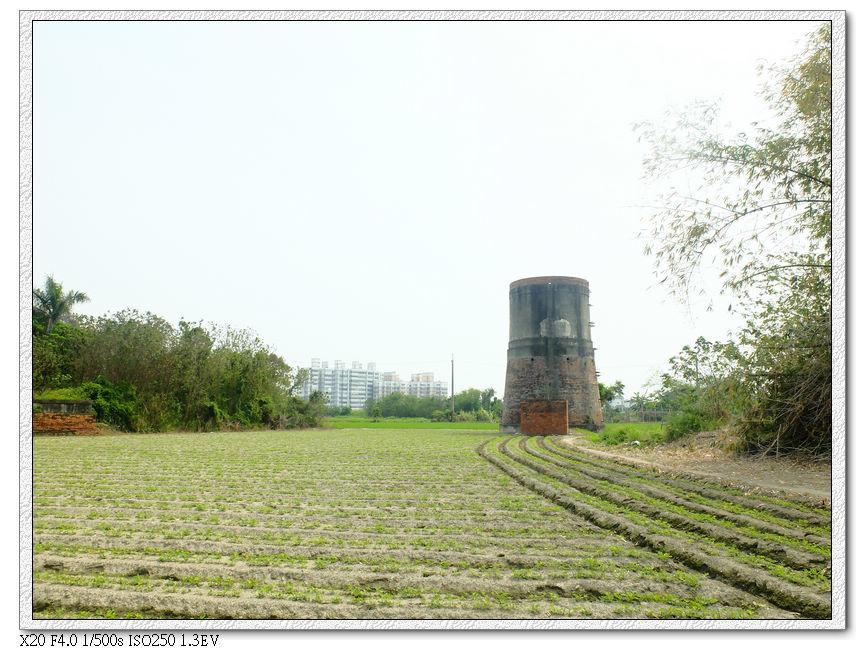 建國一村大水塔