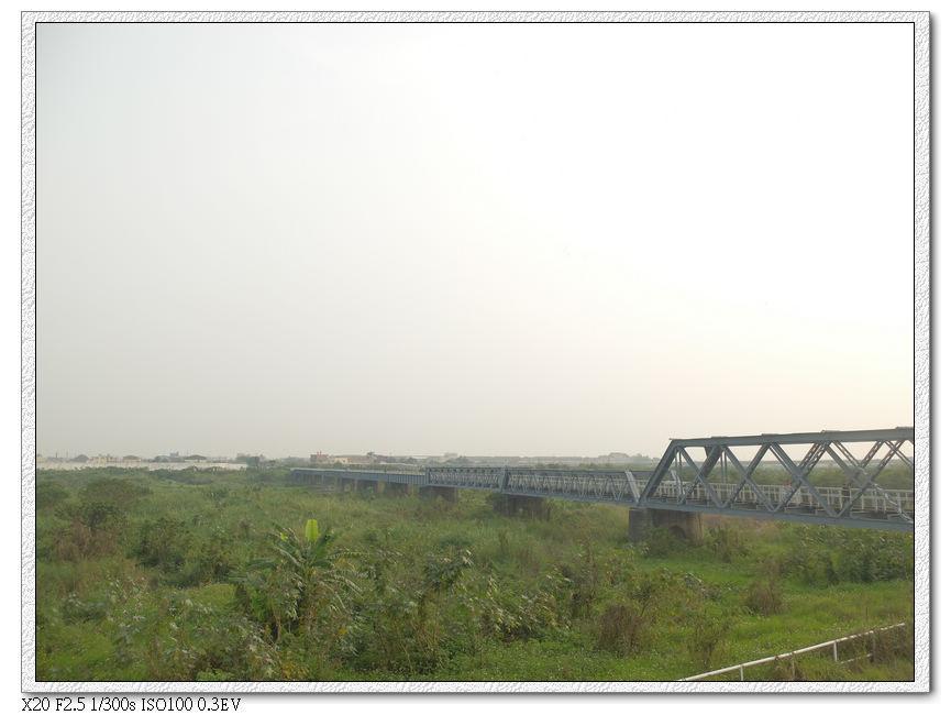 虎尾溪鐵橋