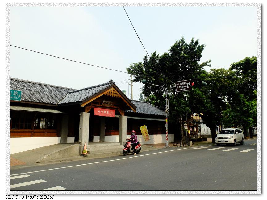 4/01 虎尾驛,現在可以喝咖啡借單車