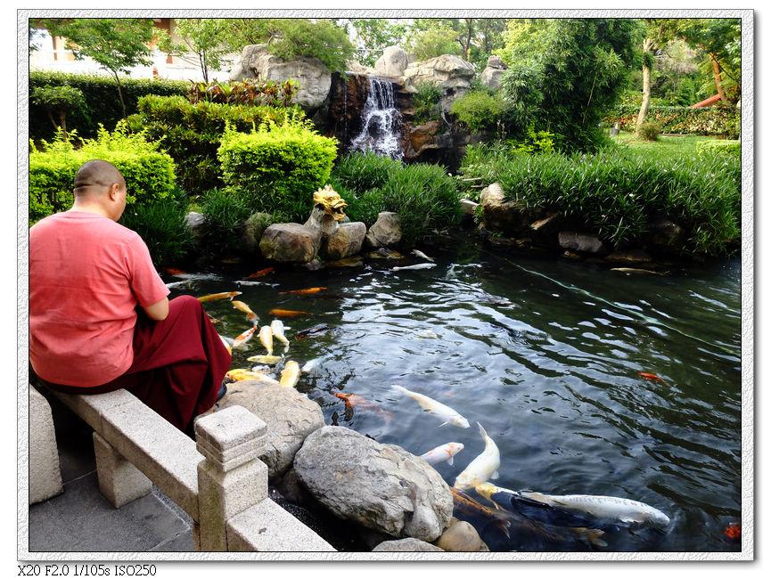 大佛寺禪心園
