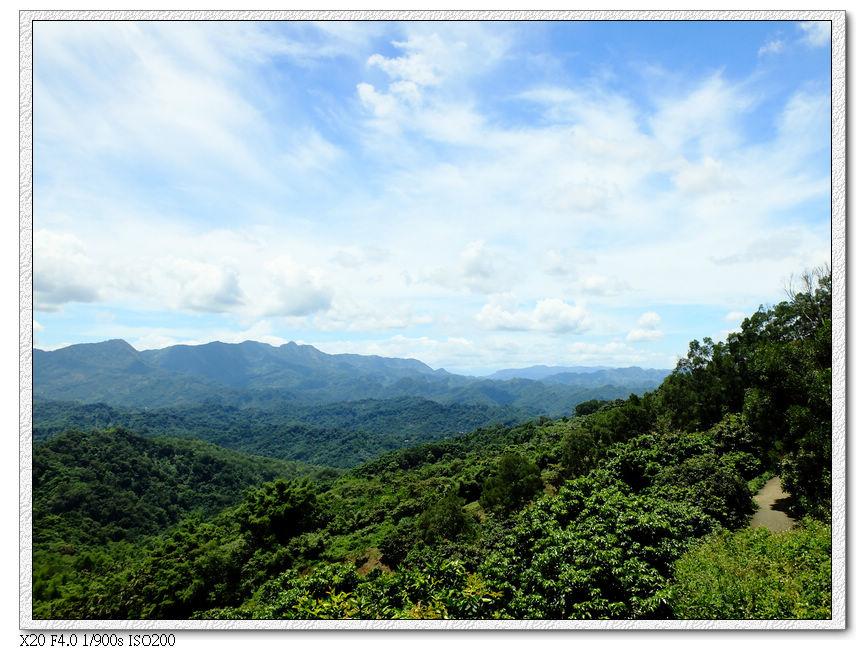 觀雲嶺風景