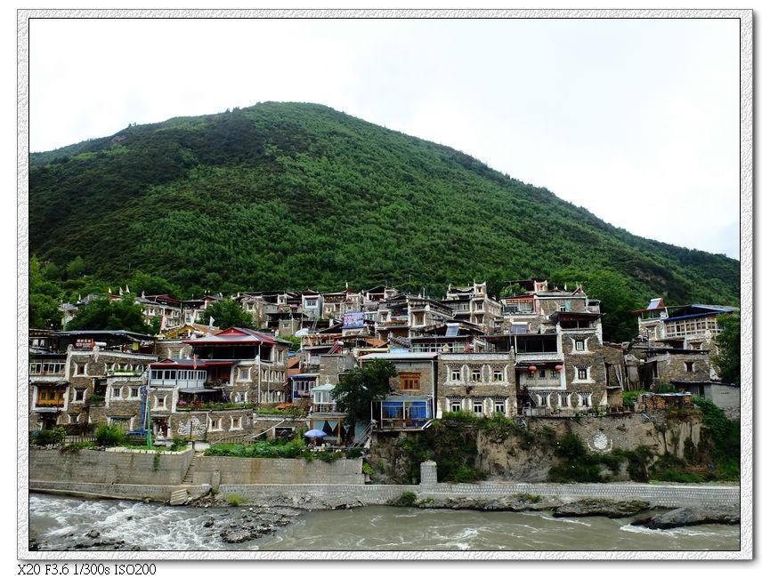 景區內的西索村