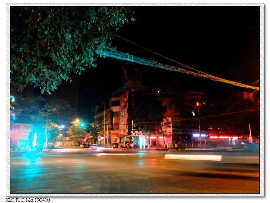 清晨五點的蘭州街頭