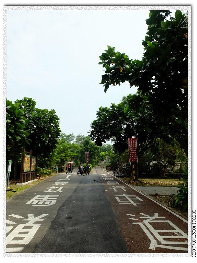 后豐鐵馬道跟東豐綠廊共用豐原端起點,12.3km東風開始