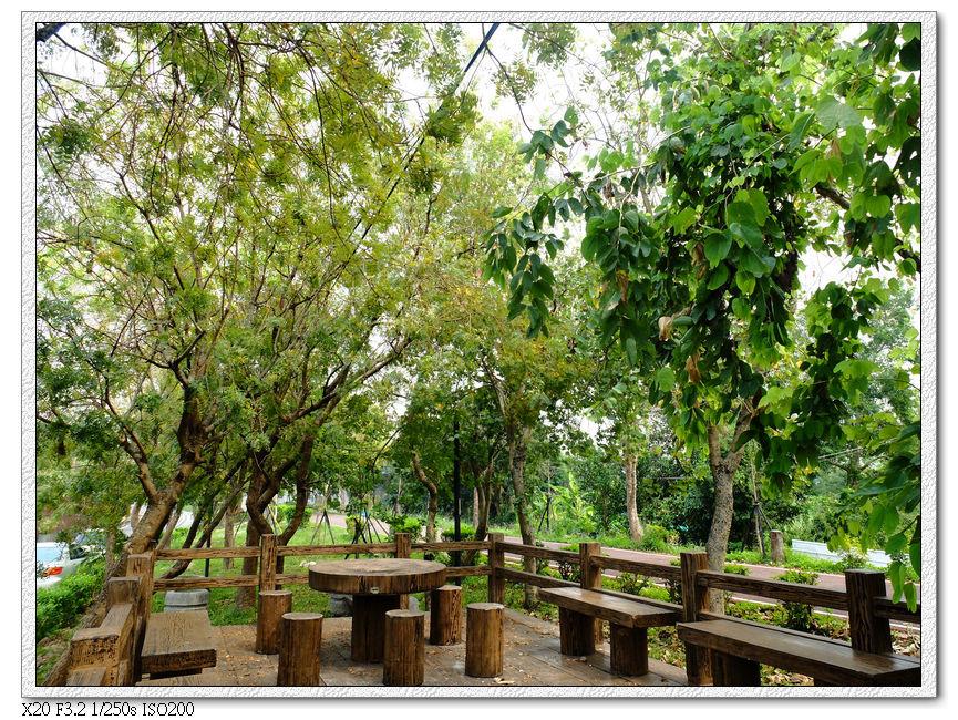 7.5km,百年芒果樹附近休息區