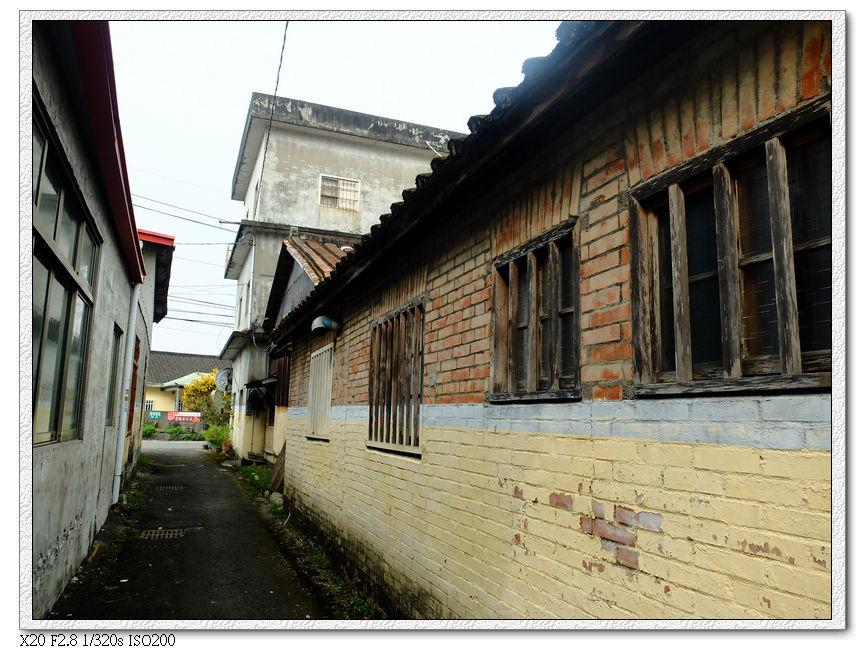 九房社區老房子