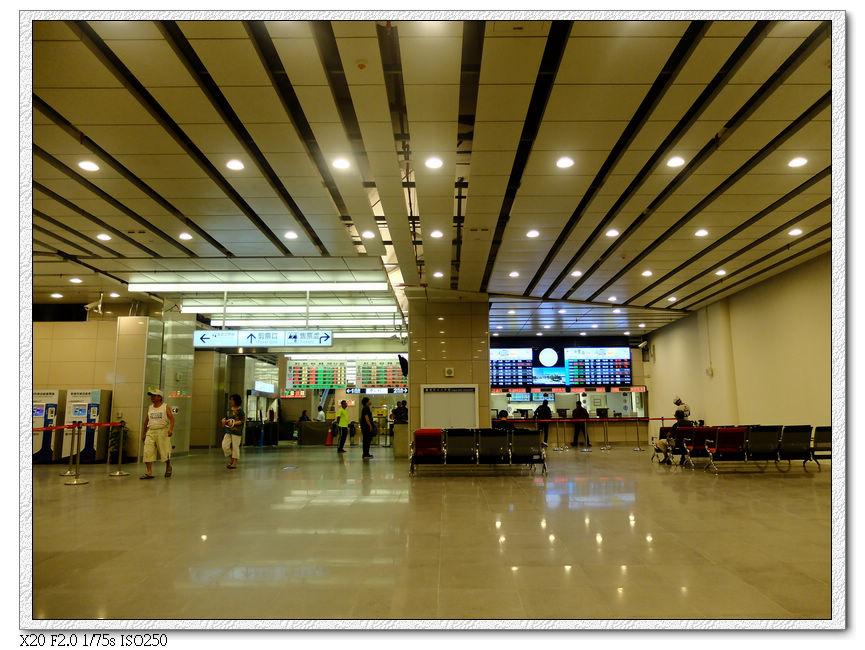 豐原火車站新站