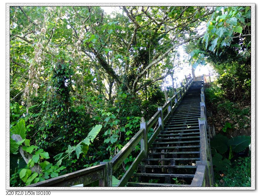 再一小段階梯