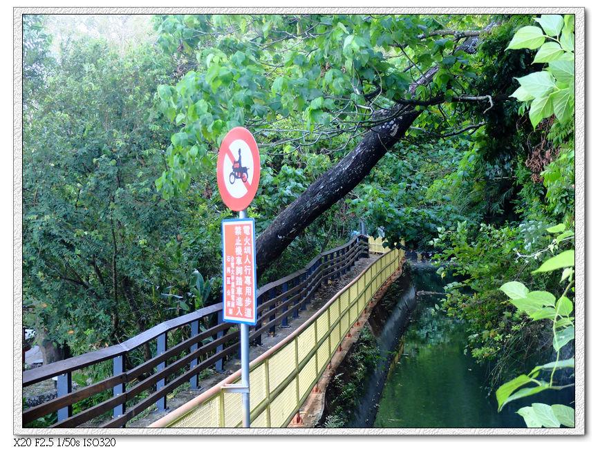 電火圳步道