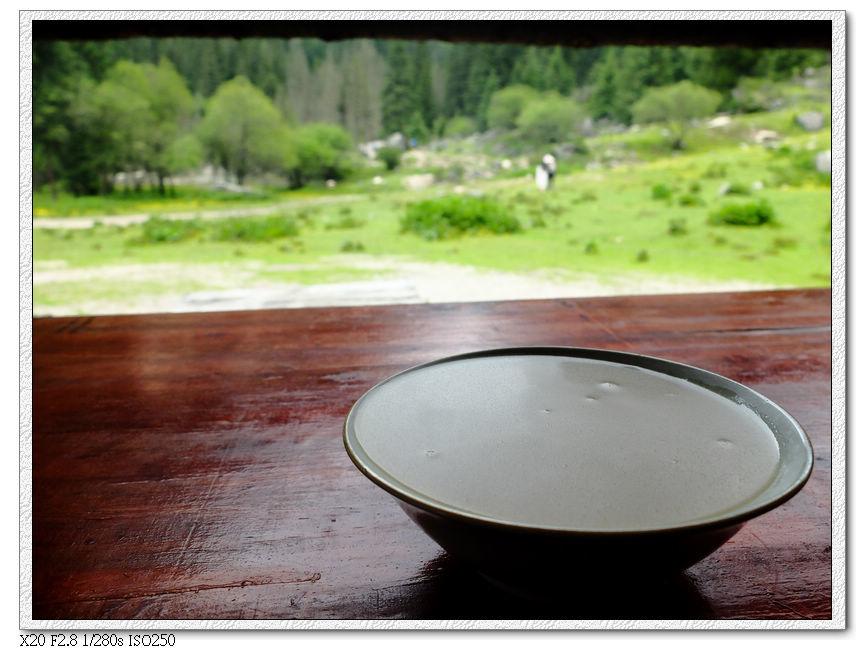 在大本營喝碗酥油茶