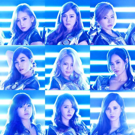 少女時代Girl's_Generation_Galaxy_Supernova