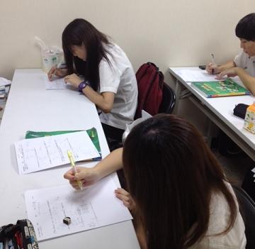 高中高職五專補習班課堂